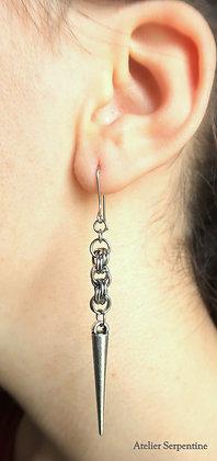 """Boucles d'oreilles """"OLFANE"""""""