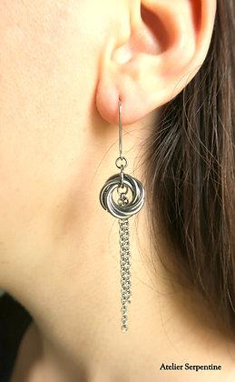 """Boucles d'oreilles """"OLOV"""""""