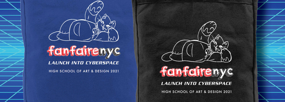 Fanfaire NYC 2021 Gus Tote