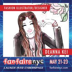 Fashion Illustrator/ Designer