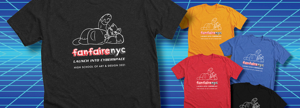 Fanfaire NYC 2021 Gus T-Shirt