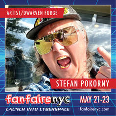 Artist/ Founder of Dwarven Forge