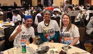 Suvivors Speak Sacramento 2019