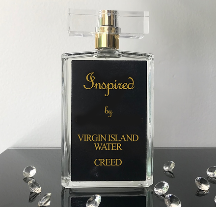Inspired by Virgin Island Water