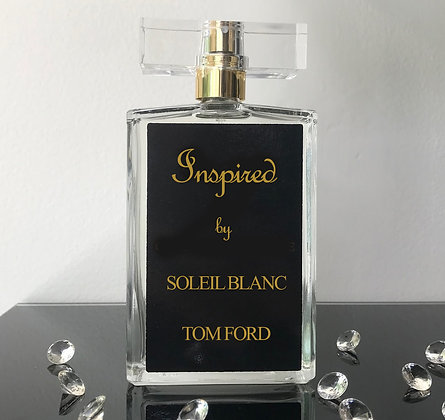 Inspired by Soleil Blanc - Tom Ford
