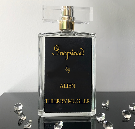 Inspired by Alien - Thierry Mugler