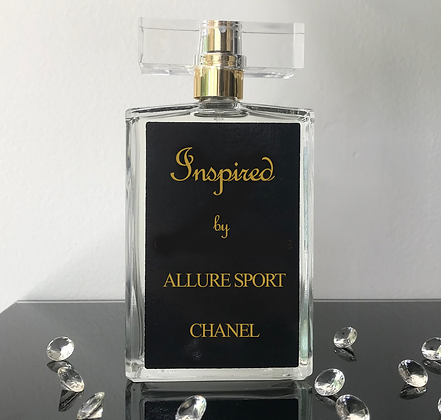 Inspired by Allure Sport - Chanel