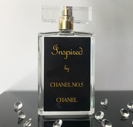 Inspired by Chanel No.5 - Chanel
