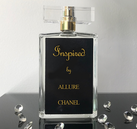 Inspired by Allure for her - Chanel