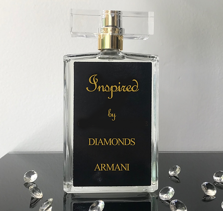 Inspired by Diamonds for her - Armani
