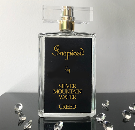 Inspired by Silver Mountain Water - Creed