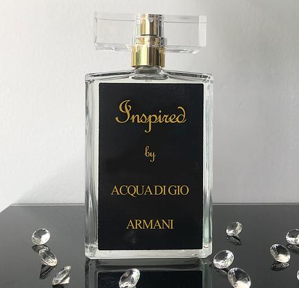 Inspired by Acqua Di Gio for her - Armani