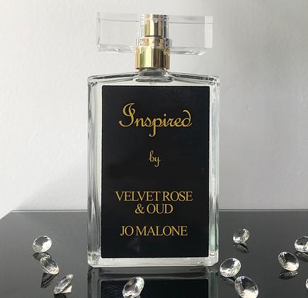 Inspired by Velvet Rose & Oud