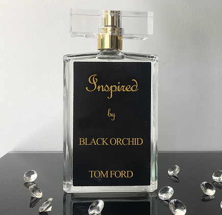 Inspired by Black Orchid - Tom Ford
