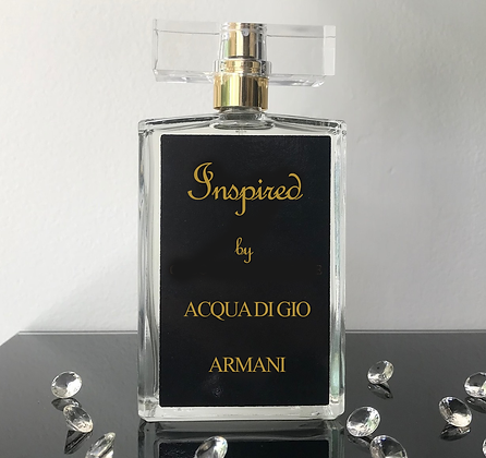 Inspired by Acqua Di Gio