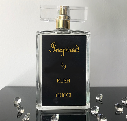 Inspired by Rush - Gucci