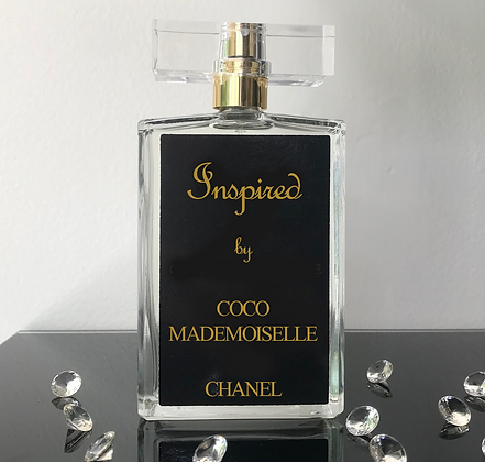 Inspired by Coco Mademoiselle