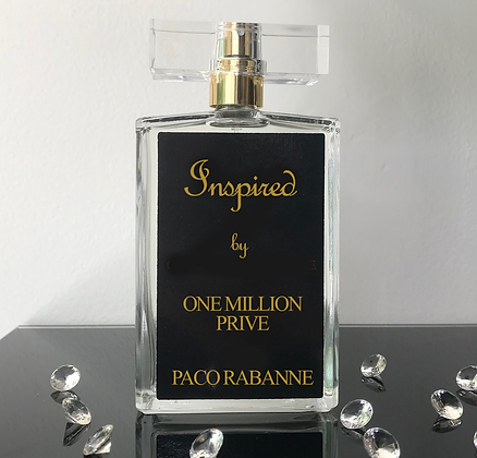 Inspired by One Million Prive - Paco Rabanne