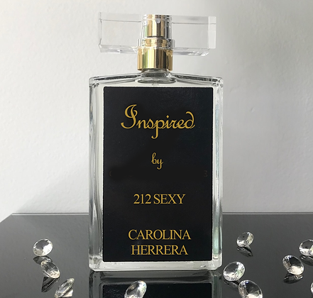 Inspired by 212 Sexy - Carolina Herrera