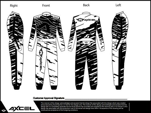 CIK Axcel Torino Suit BW