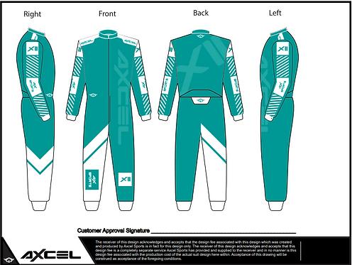 CIK Axcel Xtreme II Suit TW
