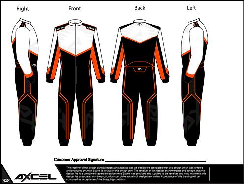 CIK Axcel AX5 Suit WBO
