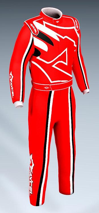 CIK Axcel Logo Suit