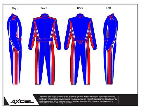 SFI Axcel Pro Tech Suit