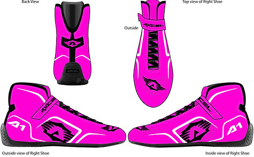 FIA A1 Driving Shoes