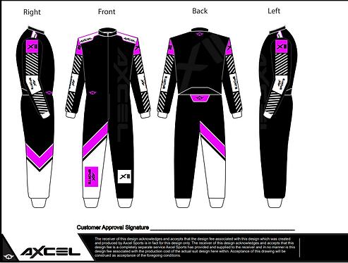 CIK Axcel Xtreme II Suit BPW