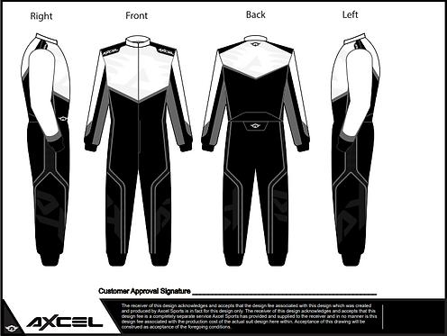 CIK Axcel AX5 Suit WBG