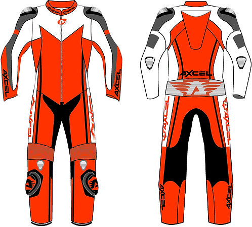 Axcel Misano Motorcycle Suit