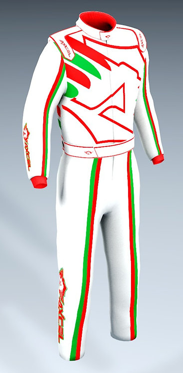 SFI Axcel Logo Suit