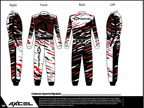 CIK Axcel Torino Suit BWR