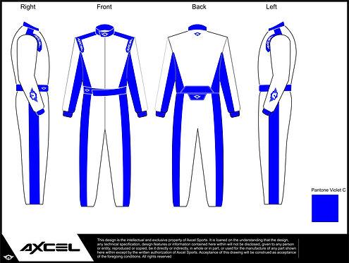 CIK Axcel Bratos Suit