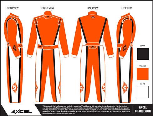 SFI Axcel Dallara Suit