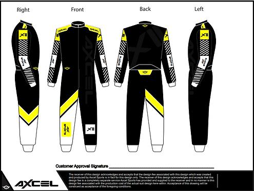 CIK Axcel Xtreme II Suit BFYW