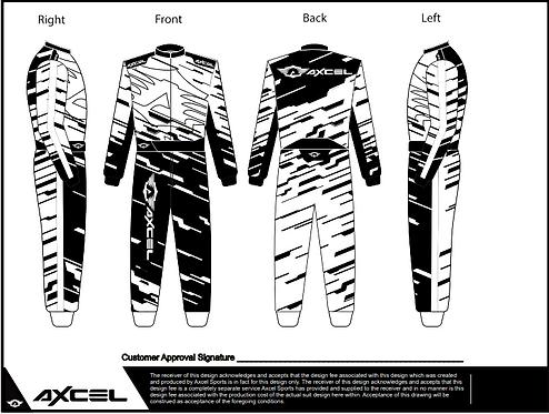 CIK Axcel Torino Suit WB