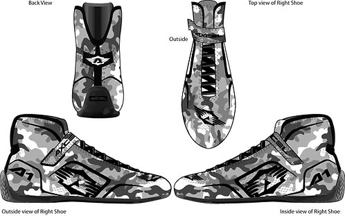 CIK A1 Driving Shoes