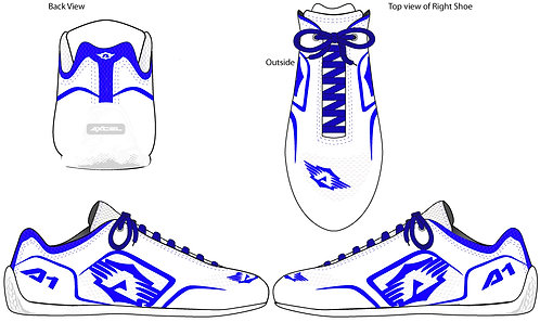 Axcel A1 Low Cut Shoes