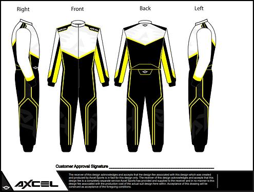 CIK Axcel AX5 Suit WBFY