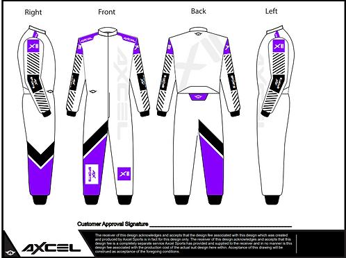 CIK Axcel Xtreme II Suit WPB2