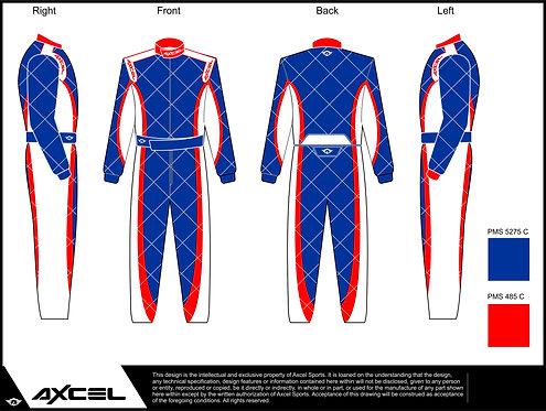 CIK Axcel Proton Suit