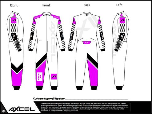 CIK Axcel Xtreme II Suit WPB