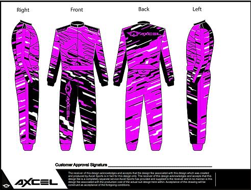 CIK Axcel Torino Suit PBW