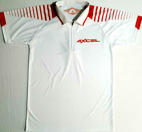 Axcel Quarter Zip Polo