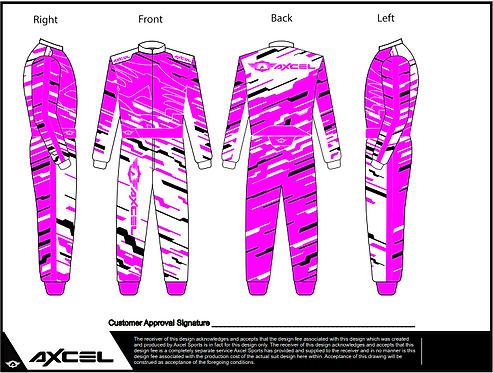 CIK Axcel Torino Suit PWB