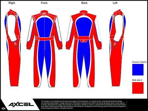 CIK Axcel Molenaar Suit