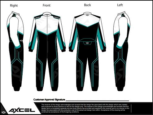 CIK Axcel AX5 Suit WBT