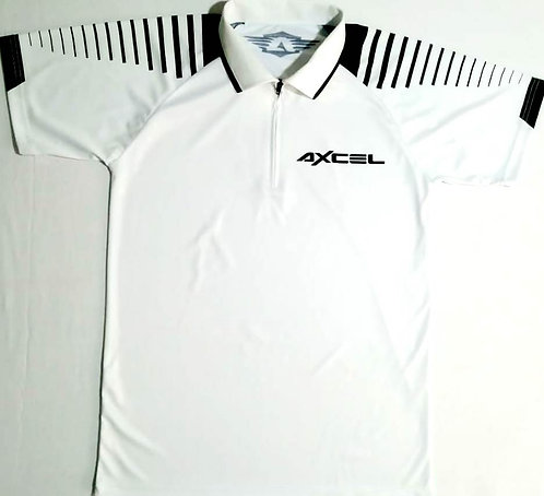 Axcel Quarter Zip Polo